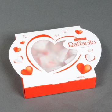 Конфеты Rafaello сердце 120г