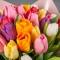 Букет тюльпанов микс Фантазия - Фото 3