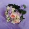 Букет невесты с розой Дэвида Остина - Фото 1