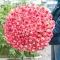 Букет из 125 роз Джумилия - Фото 4