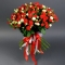 Букет микс из 51 роз спрей - Фото 1