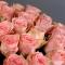 Букет из 51 розы Софи Лорен - Фото 3
