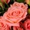 Букет из 25 роз спрей Пинк Ванесса  - Фото 4