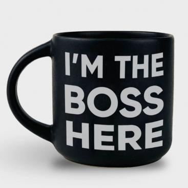 Чашка I'm a Boss here