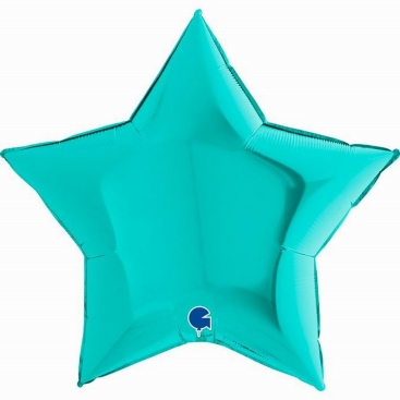 Шар звезда Тиффани 46 см