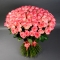 Букет из 101 розы Джумилия - Фото 2