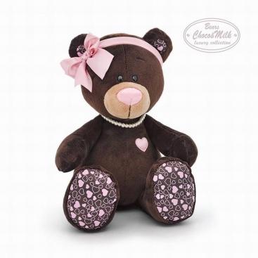 Ведмедик сидячий 20 cм
