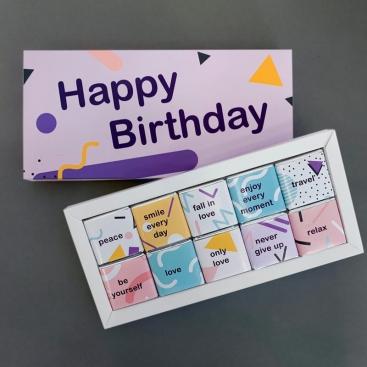 Шоколадный набор Small Happy Birthday!