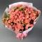 Букет из 25 роз спрей Пинк Ванесса  - Фото 2