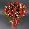 Букет микс из 51 роз спрей - Фото 2