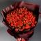 Букет из 41 розы спрей Ванесса - Фото 3