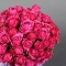 Бархатная коробка с розой Рич Бабблз - Фото 5