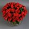 101 роза Эль Торо в вазе - Фото 3