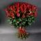 Букет из 51 розы Маричка  - Фото 1