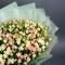 Букет микс из 29 роз спрей - Фото 3