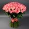 Букет из 101 розы Джумилия - Фото 3
