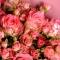 Букет из роз Фуксия - Фото 6