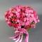 Букет с розами Бабблз стандарт - Фото 3