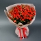 Букет из 21 роз Ванесса  - Фото 3