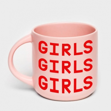 Pink cup Girls